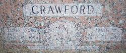 Arrie Gladys <i>Allen</i> Crawford