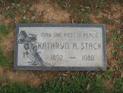 Kathryn Agnes Stack