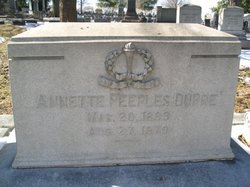 Annette <i>Peeples</i> DuPre