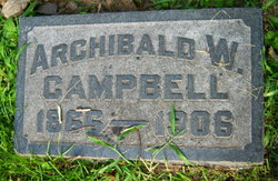 Archibald W. Campbell