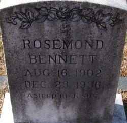 Rosemond Bennett