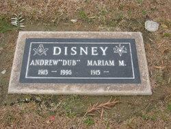 Andrew Dub Disney