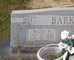 Walter Wilburn Barker