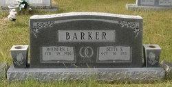 Betty S. <i>Green</i> Barker