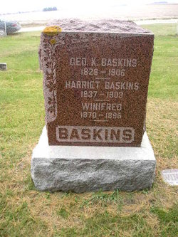 George K Baskins