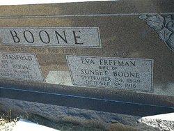 Eva Freeman Boone