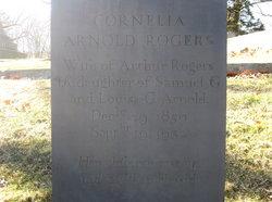 Cornelia <i>Arnold</i> Rogers