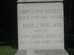 Mary Jane <i>Douglass</i> Bissell