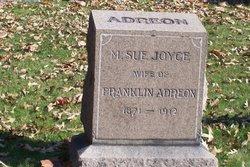 M. Sue <i>Joyce</i> Adreon