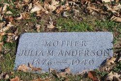Julia M. Anderson