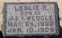 Leslie R. Weddle