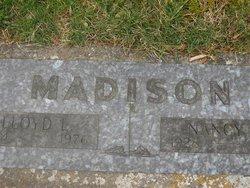 Nancy Laverne <i>Bates</i> Madison