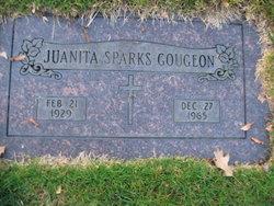 Juanita <i>Sparks</i> Gougeon
