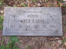 Artie Elvira <i>West</i> Love