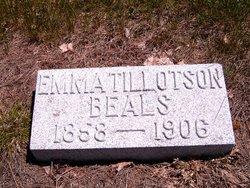 Emma <i>Tillotson</i> Beals