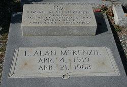 Edgar Alan McKenzie