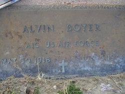 Alvin Boyer