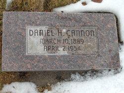 Daniel Hoagland Cannon