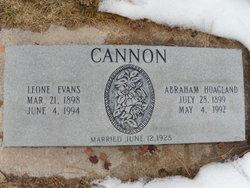 Abraham Hoagland Cannon