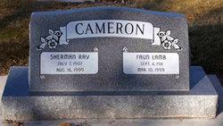 Faun <i>Lamb</i> Cameron