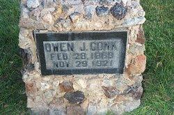 Owen Jones Conk