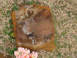 Charles Berry Acker
