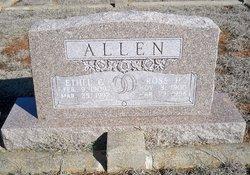 Ethel Gandy <i>Patterson</i> Allen