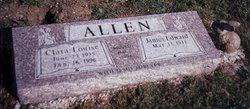 Clara Louise <i>Hensley</i> Allen