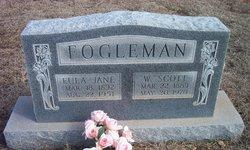 Eula Jane <i>O'Bannon</i> Fogleman