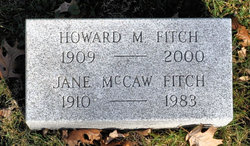 Jane <i>McCaw</i> Fitch