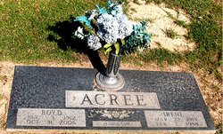 Irene Acree