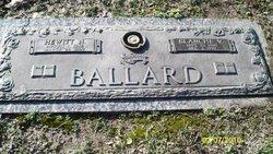 Hewitt Ballard