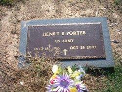 Henry E Porter