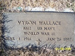 Vyron Emil WALLACE