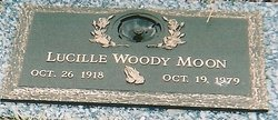 Lucille <i>Woody</i> Moon