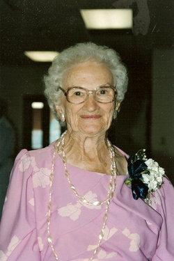Jessie Mae <i>Syfert</i> Landers