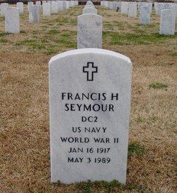 Francis Henry F H Seymour