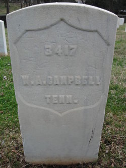 Pvt William Alexander Campbell