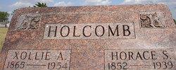 Horace Seaver Holcomb