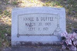 Annie B Duffee