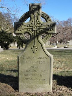 Mary Frances <i>Buffington</i> Chaffee
