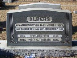 Adeline <i>Vogt</i> Albers