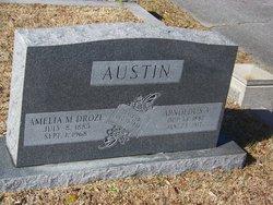 Amelia M <i>Droze</i> Austin