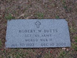 Robert W Butts