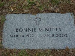 Bonnie Marie <i>Johnson</i> Butts