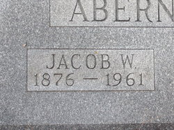 Jacob W Abernathy