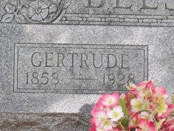 Gertrude <i>Haan</i> Belstra