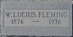 William Lucius Fleming