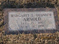 Margaret E <i>O'Connor</i> Arnold