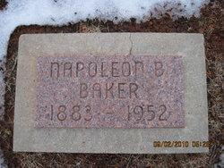 Napoleon Bony N.B. Barker